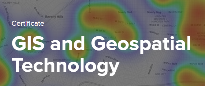 GIS and Geospatial Technology (UCLA)