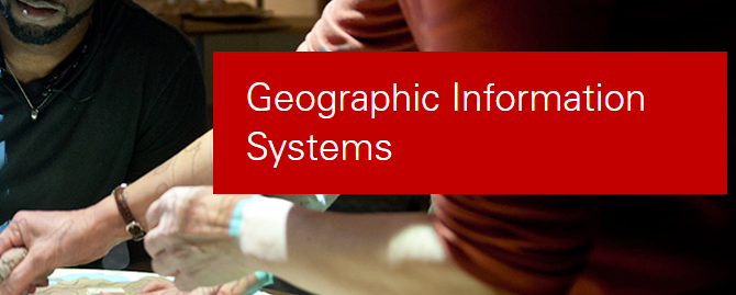 Geographic Information Systems (NC State University)